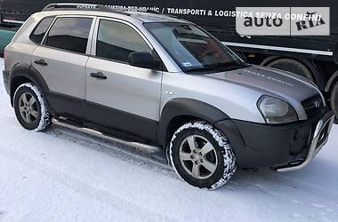 Hyundai Tucson 2004 в Иршаве