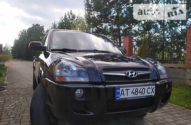 Hyundai Tucson 2008 в Ивано-Франковске