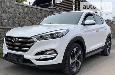 Hyundai Tucson 2017 в Виннице