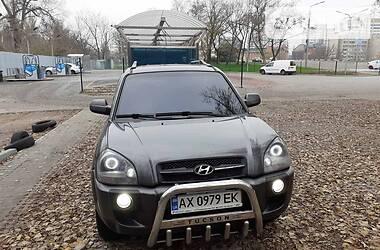 Hyundai Tucson 2008 в Киеве