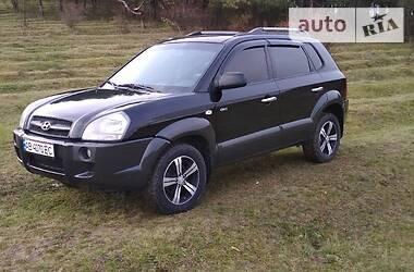 Hyundai Tucson 2008 в Шаргороде