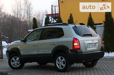 Hyundai Tucson 2007 в Трускавце
