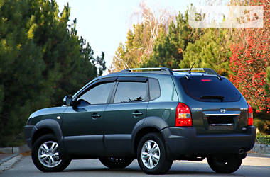 Hyundai Tucson 2011 в Днепре