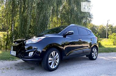 Hyundai Tucson 2015 в Лубнах