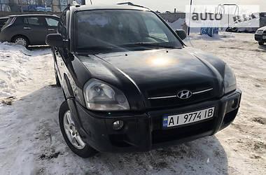 Hyundai Tucson 2005 в Киеве