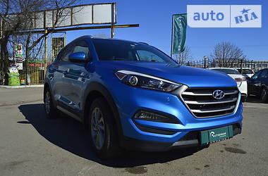 Позашляховик / Кросовер Hyundai Tucson 2015 в Одесі