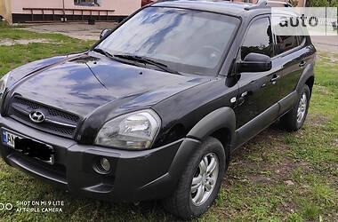 Hyundai Tucson 2007 в Житомире