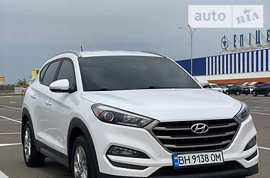 Внедорожник / Кроссовер Hyundai Tucson 2016 в Одессе
