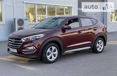 Внедорожник / Кроссовер Hyundai Tucson 2017 в Киеве