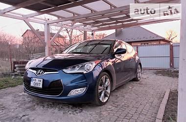 Hyundai Veloster 2017 в Виннице