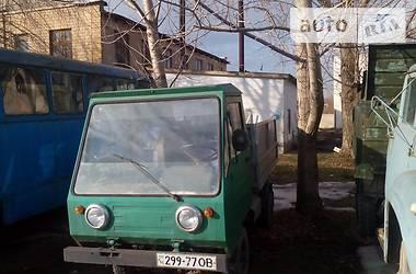 IFA (ИФА) Multicar 1989 в Килии