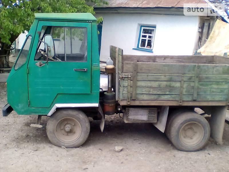 IFA (ИФА) Multicar 1989 в Виннице