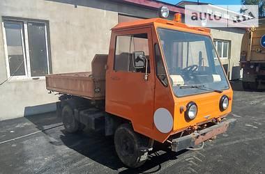 IFA (ИФА) Multicar 1979 в Тернополе