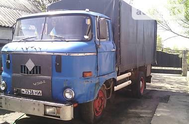 IFA (ИФА) W50 1970 в Николаеве