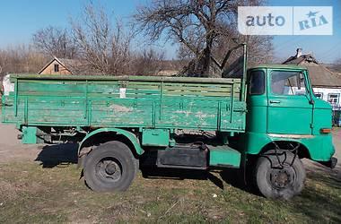 IFA (ИФА) W50 1978 в Васильевке