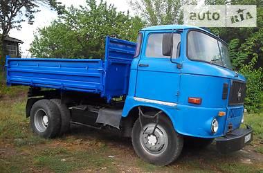 IFA (ИФА) W50 1987 в Луганске