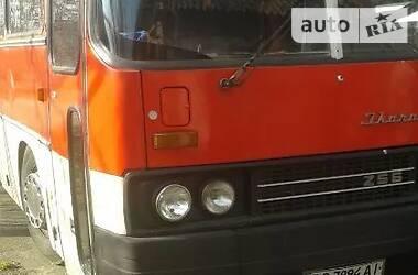 Ikarus 256 1989 в Львове