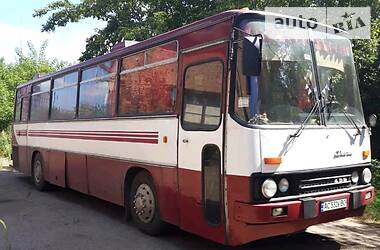 Ikarus 256 1988 в Владимир-Волынском