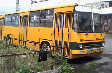 Ikarus 260 1989 в Калуше