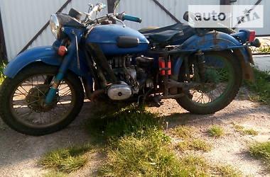 Мотоцикл с коляской ИМЗ (Урал*) 8103 1991 в Киеве