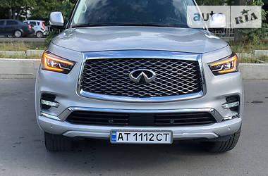 Infiniti QX80 2019 в Ивано-Франковске