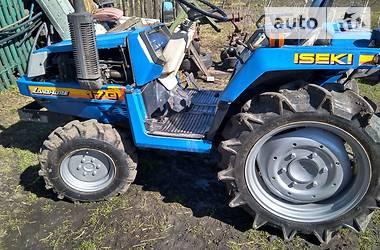 Трактор Iseki Landhope 1998 в Житомире