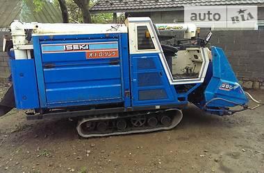 Iseki ТА 270