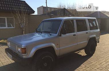 Isuzu Trooper 1987 в Сумах