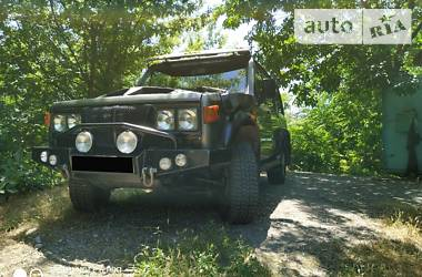 Isuzu Trooper 1986 в Кривом Роге