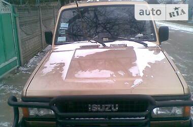 Позашляховик / Кросовер Isuzu Trooper 1990 в Приазовському