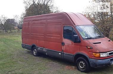 Iveco 35S13 2001 в Радехове