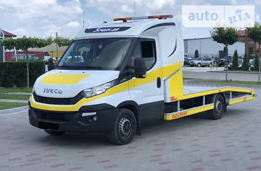 Iveco Daily груз. 2016 в Львові
