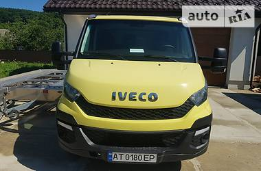 Эвакуатор Iveco Daily груз. 2016 в Калуше