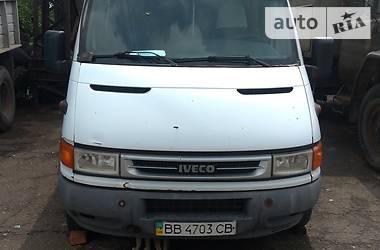 Микроавтобус (от 10 до 22 пас.) Iveco Daily пасс. 2002 в Кадиевке