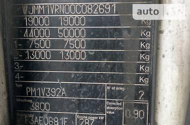Тягач Iveco EuroStar 2000 в Счастье