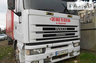 Бортовой Iveco EuroStar 2000 в Берегово