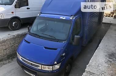 Iveco TurboDaily груз. 2005 в Луцьку