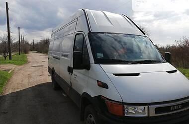 Микроавтобус грузовой (до 3,5т) Iveco TurboDaily груз. 1999 в Кривом Роге