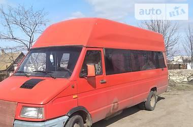 Микроавтобус (от 10 до 22 пас.) Iveco TurboDaily пасс. 1998 в Горностаевке