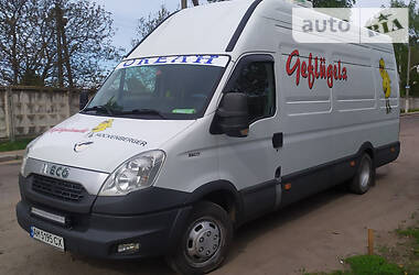 Iveco TurboDaily 2014 в Попельне