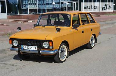 ИЖ 2125 1989 в Кропивницькому