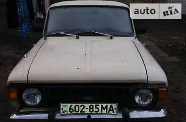 ИЖ 2125 1987 в Золотоноше