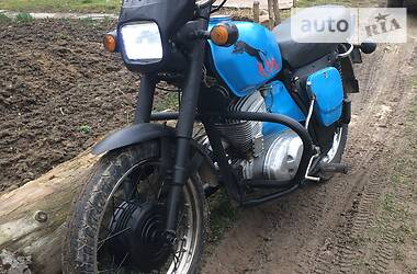 ИЖ 350 1978 в Трускавце