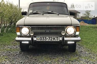 ИЖ 412 1989 в Романіву
