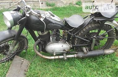 ИЖ 49 1952 в Ивано-Франковске