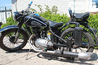 ИЖ 49 1952 в Люботине