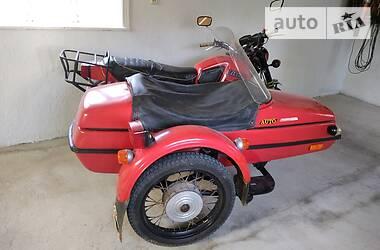 Мотоцикл с коляской ИЖ Планета 5 1990 в Кельменцах