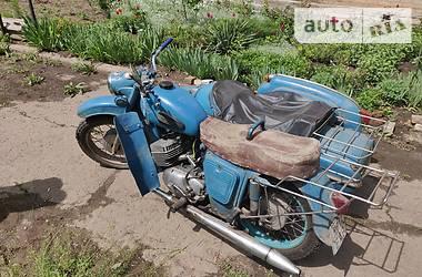 Мотоцикл с коляской ИЖ Юпитер 2 1970 в Бахмуте