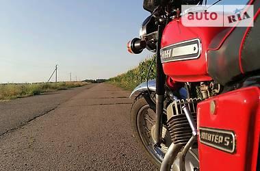 Мотоцикл Классик ИЖ Юпитер 5 1987 в Зенькове
