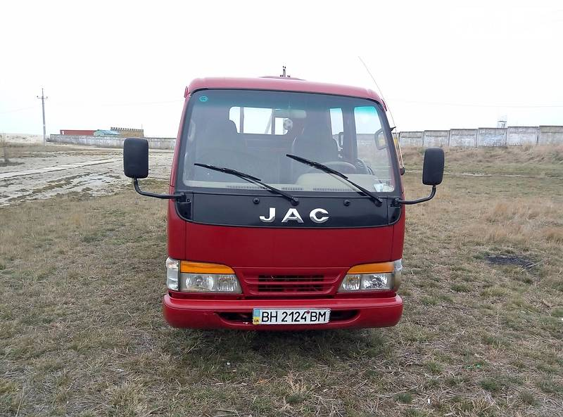 JAC HFC 1020K 2008 в Одессе